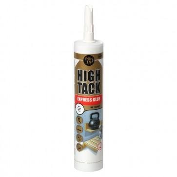Монтажный клей белый HIGH TACK 290 мл POINT