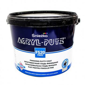 Шпаклевка акриловая FS20 FINISZ ACRYL-PUTZ Sniezka 27 кг