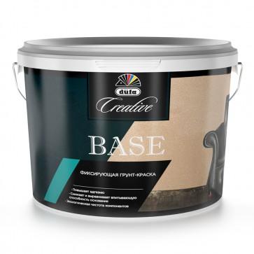 Грунт-краска фиксирующая Base 4 кг Dufa Creative
