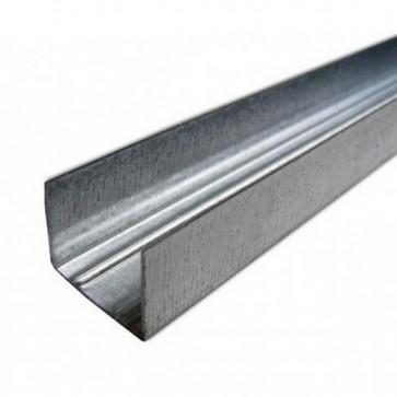 Профиль потолочный направляющий 28х27 мм 3000х0,55 мм UD