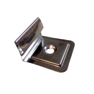Клемма конечная TD 502 для террасной доски ДПК упаковка 10 шт