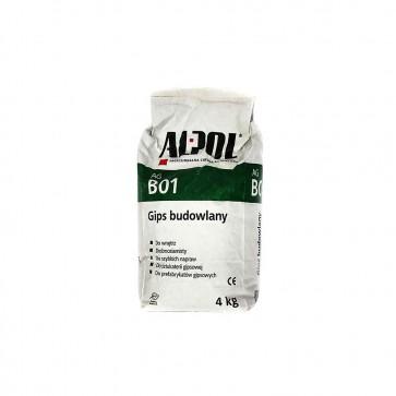 Гипс строительный Alpol 4 кг