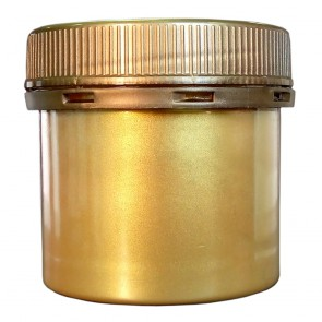 Блестки для декоративных покрытий Paillette Perlamuter Oro 30 гр Dufa Creative