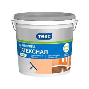Шпаклевка латексная готовая Профи ТЕКС 5 кг
